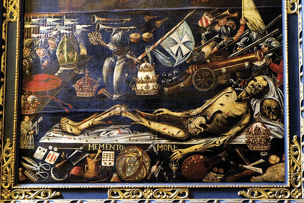 Зображення у костелі міста Кросно