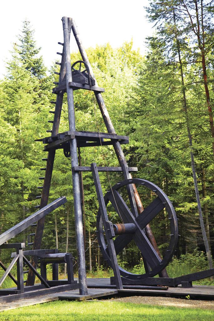 Нафтова вежа кінця ХІХ ст.