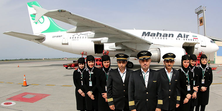 mahan_air_stewardess