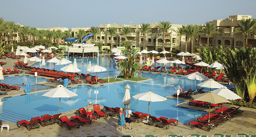 5-зірковий готель Rixos Sharm El Sheikh