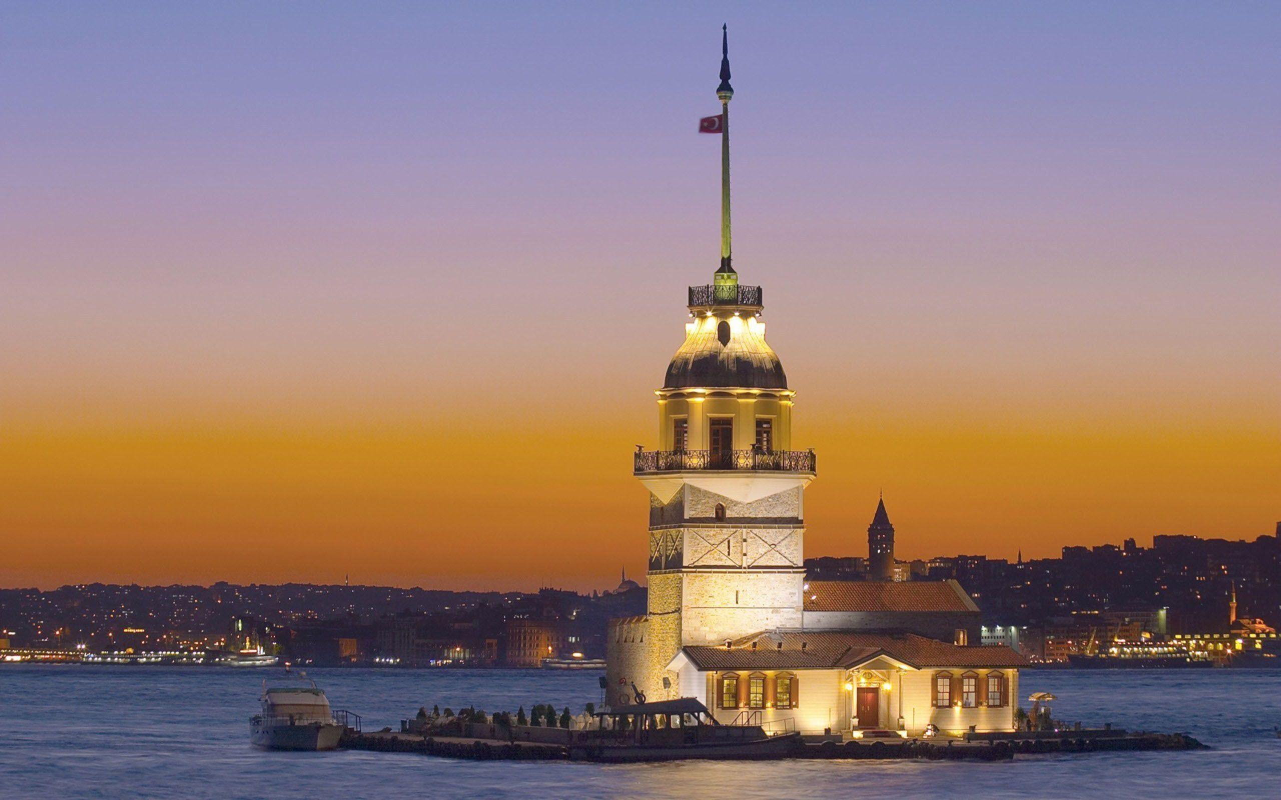 Вежа-Галата-Стамбул-Туреччина