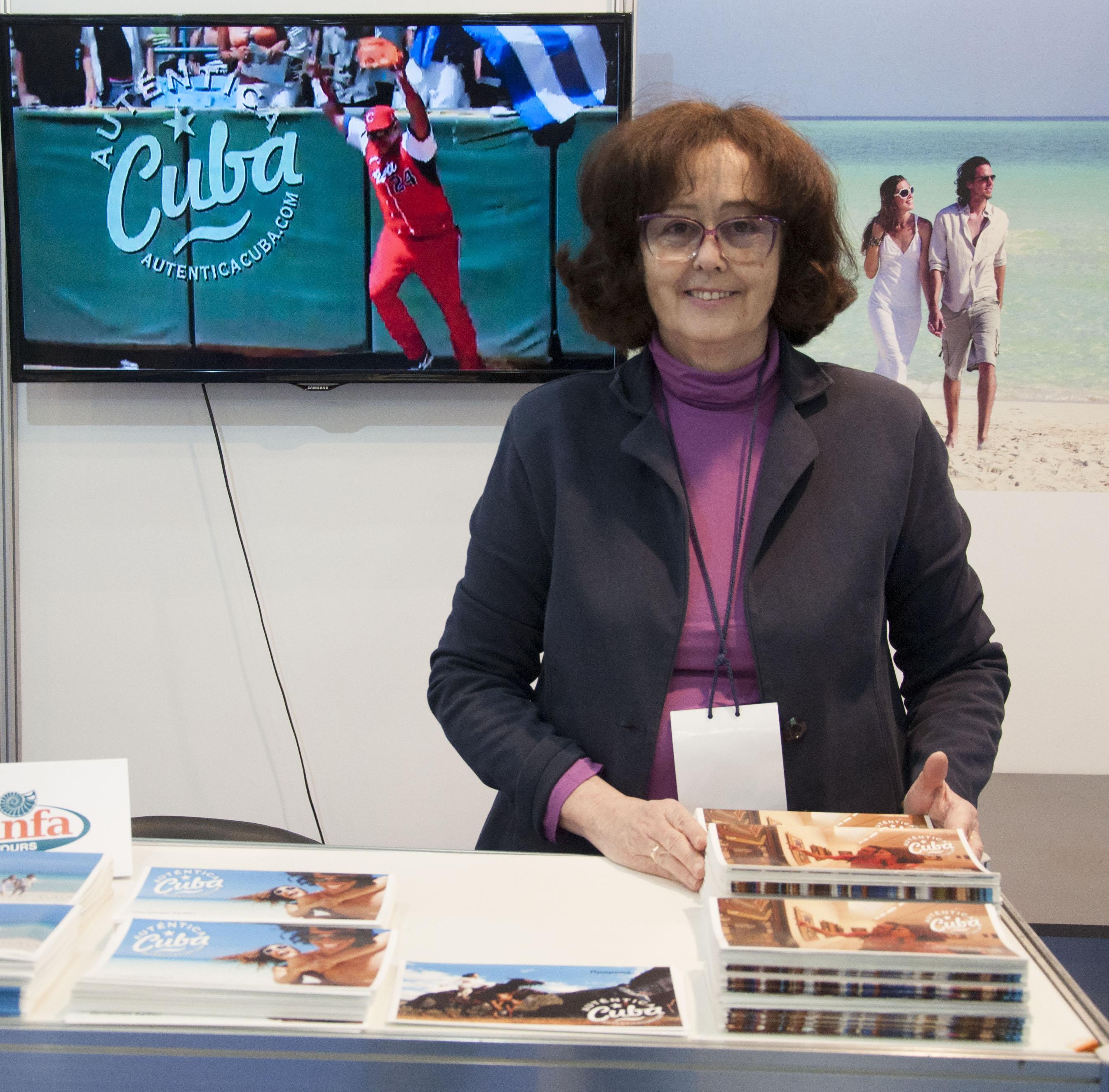 Уперше за два роки на виставку повернулося Міністерство туризму Куби