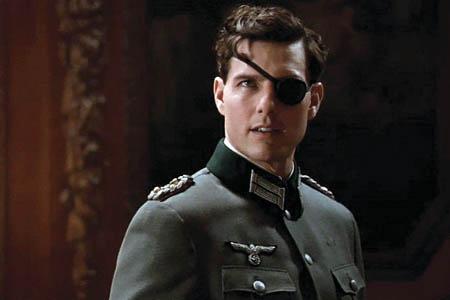 Том Круз у фільмі «Операція «Валькірія»