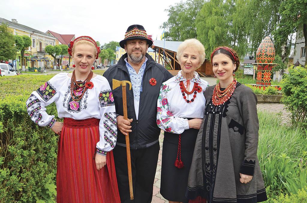 Після концерту з заслуженою артисткою України співачкою Русланою Лоцман