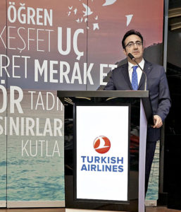 Ількер Айджи, Голова ради директорів Turkish Airlines