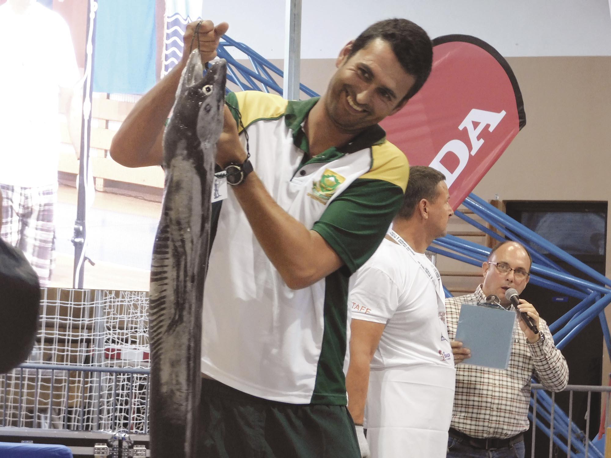 Процедура визначення переможців міжнародних змагань з підводного полювання