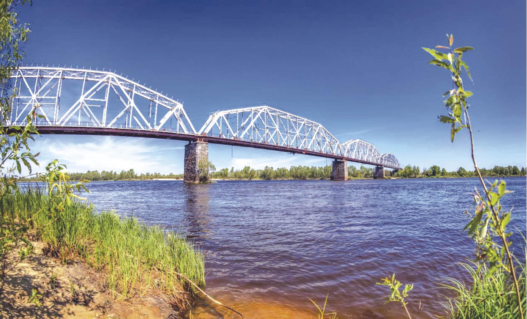 Міст через Прип'ять