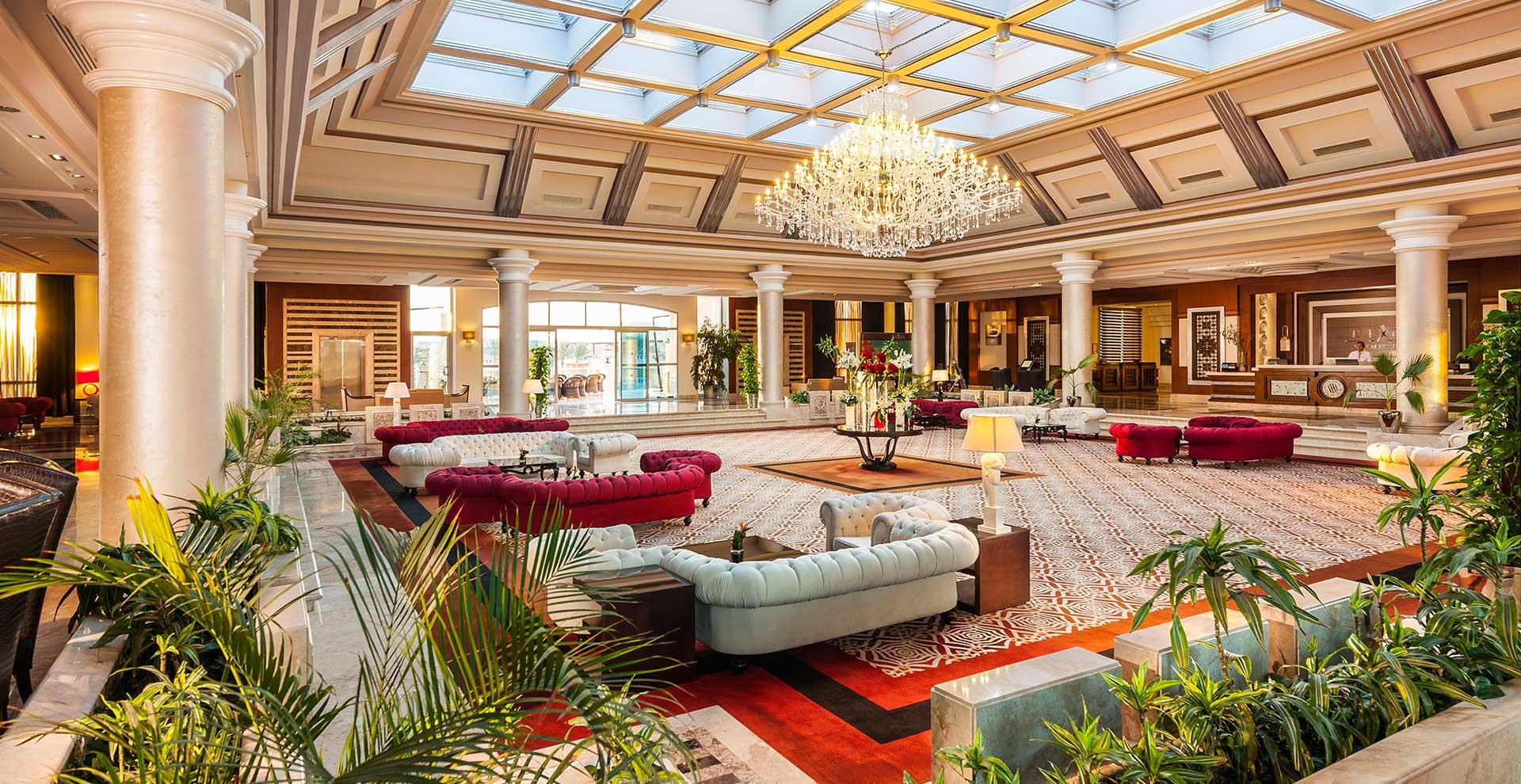 Rixos-Sharm-lobby