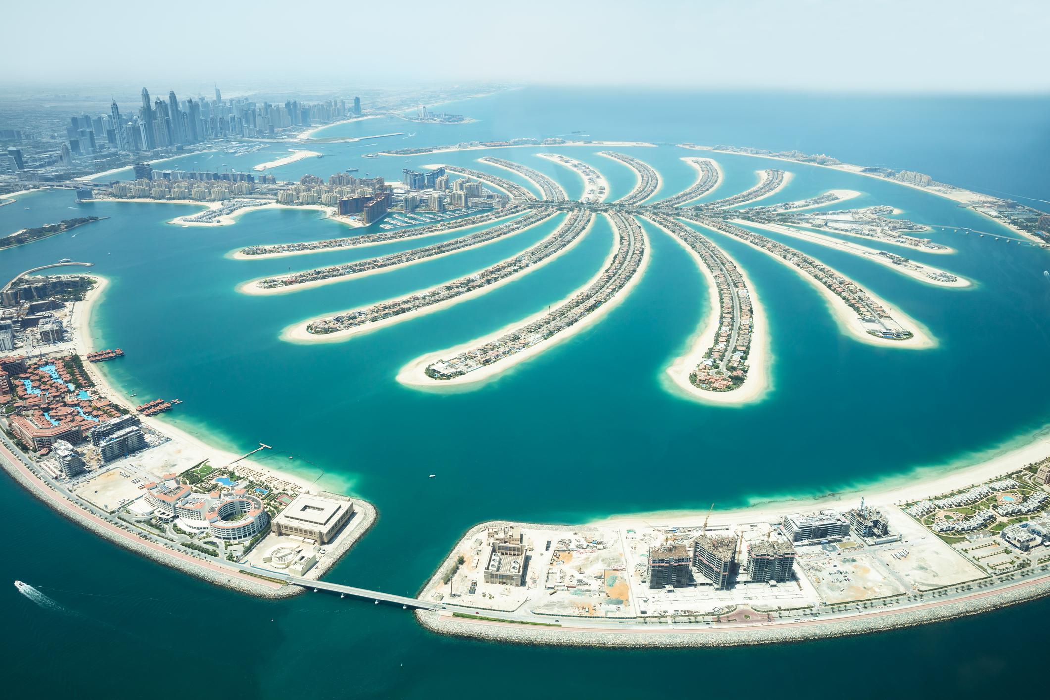 Штучні острови Дубаю