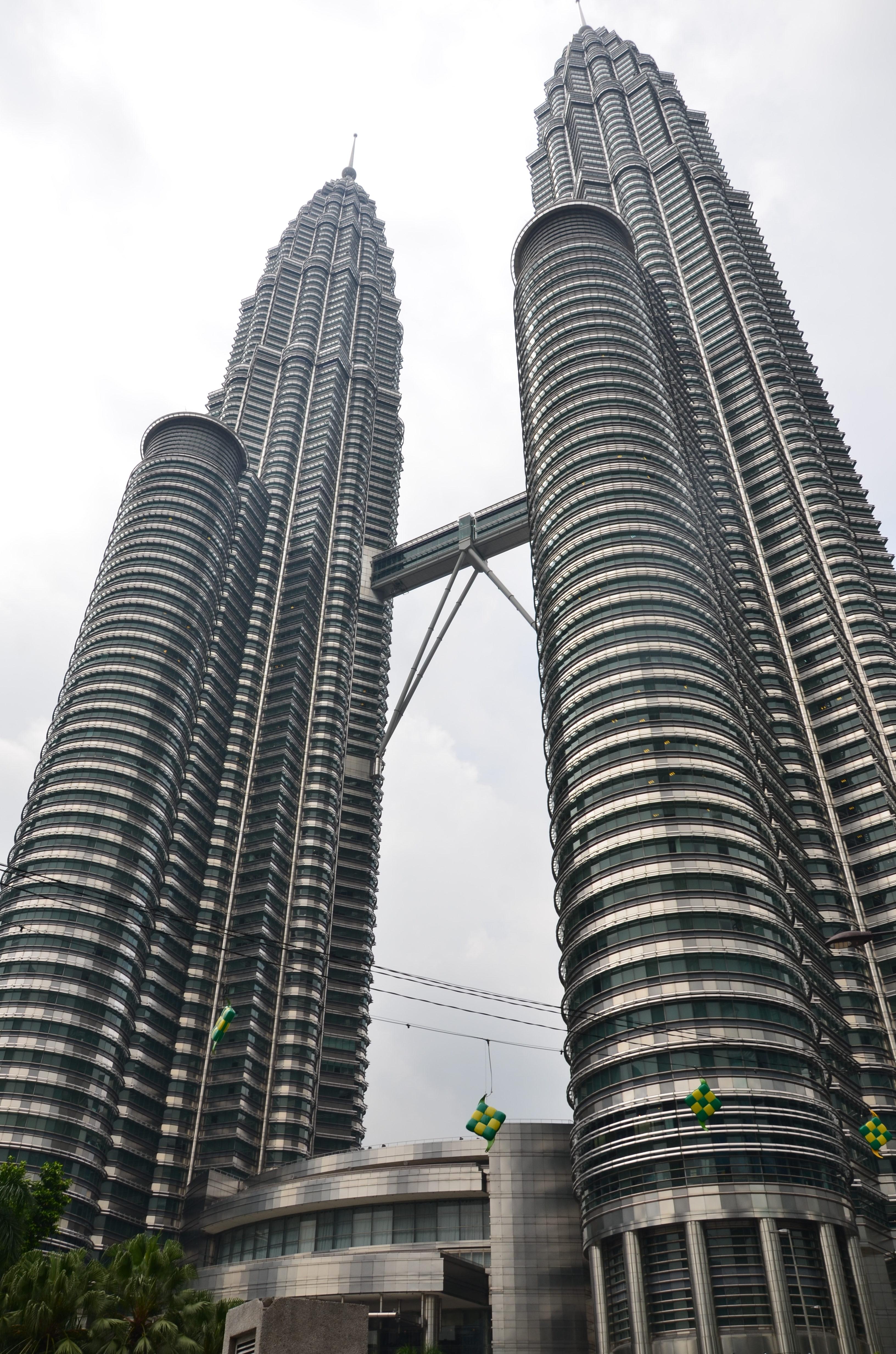 Візитівка Куала-Лумпур - Вежі Петронас