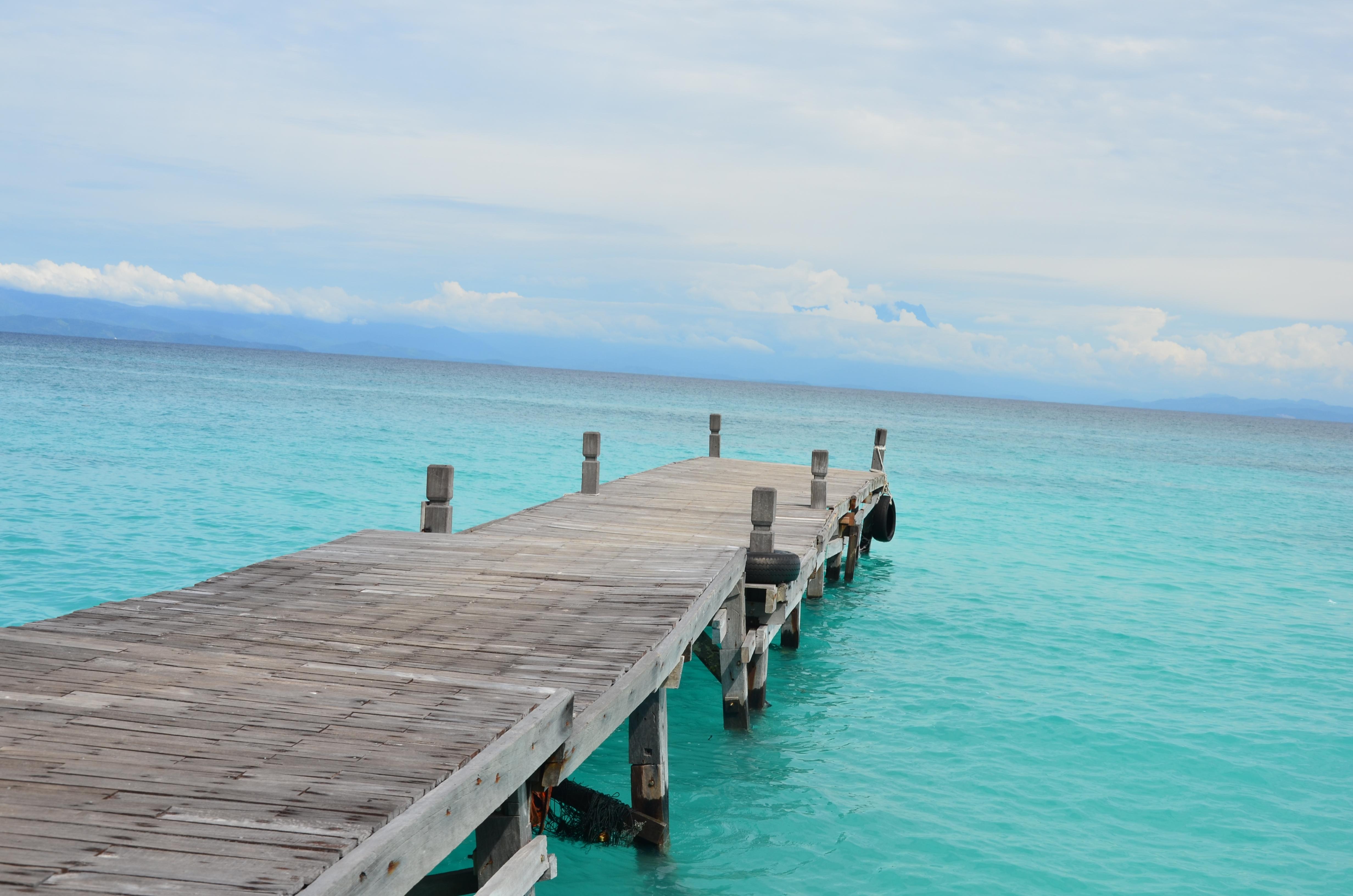 Готель Sutera Harbour Resort, острів Мантанані